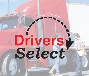 Drivers Select banner
